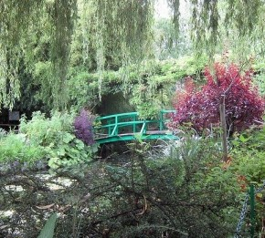 Puente Japon�s, Monet - Giverny