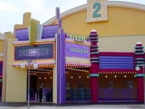 Cinemagique - Walt Disney Studios Par�s