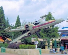 Star Tours - Disneyland Par�s