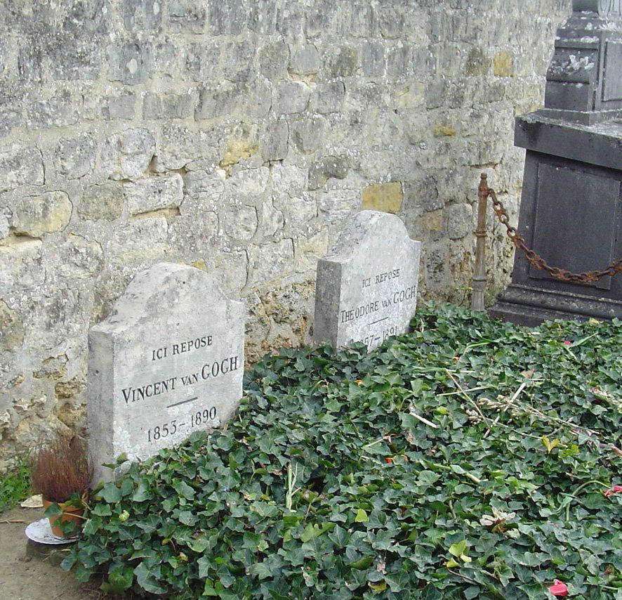 Cementerio de Auvers-sur-Oise