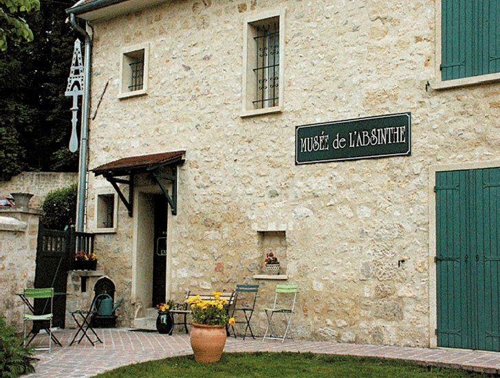 Museo de la Absenta, Auvers-sur-Oise