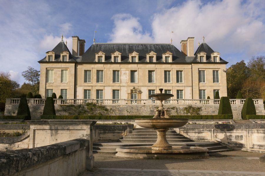 Castillo de Auvers-sur-Oise