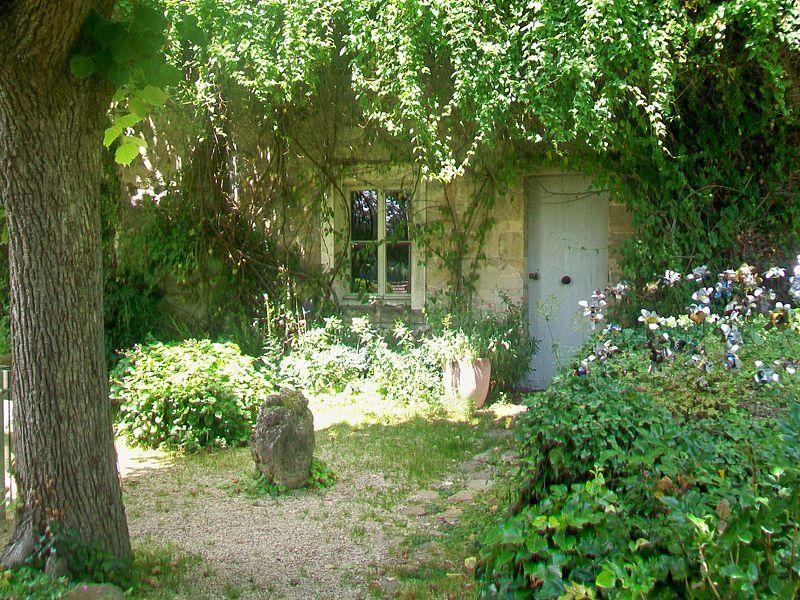 La Casa del Dr. Gachet, Auvers-sur-Oise. Wikimedia Commons, autor P. Poschadel