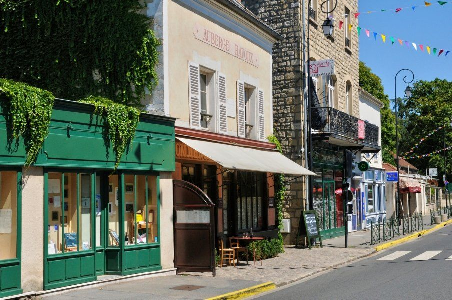 Hostal Ravoux, Auvers-sur-Oise
