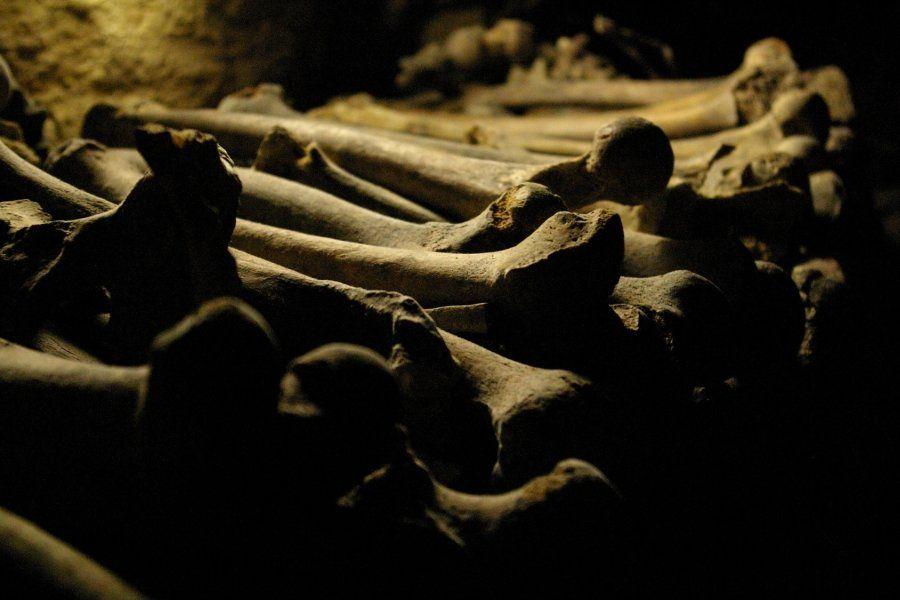 Visita a las Catacumbas de París