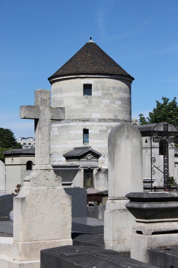 Cementerio de Montparnasse, Molino de la Caridad
