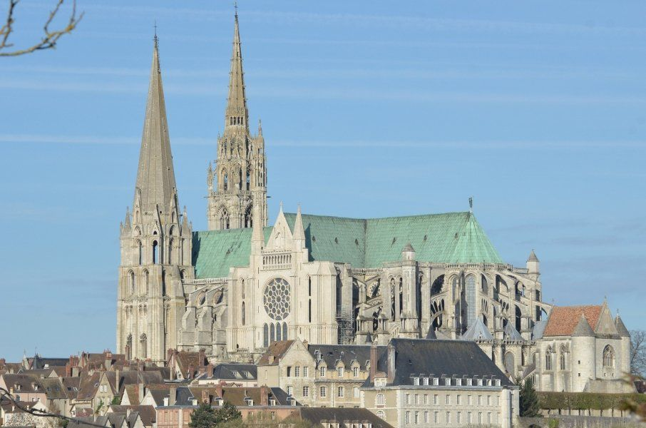 Notre Dame, Chartres