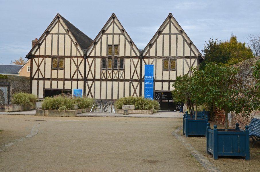 Centro Internacional del Vitral de Chartres