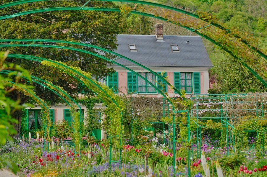 Jardines y Casa de Cloude Monet, Giverny