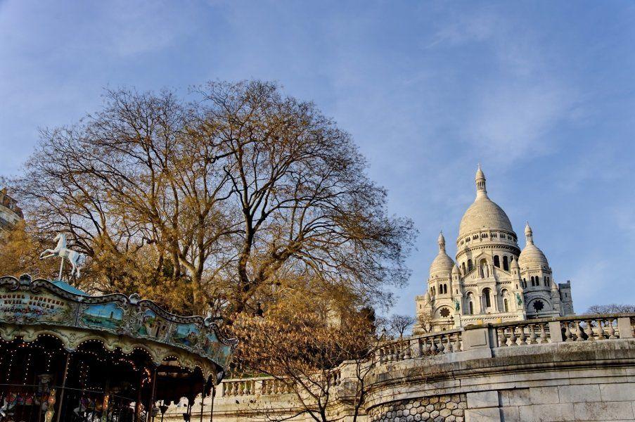 Tour por el París de Cine