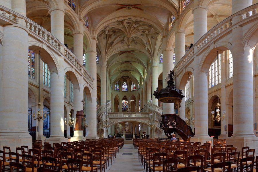Iglesia de Saint Étienne du Mont