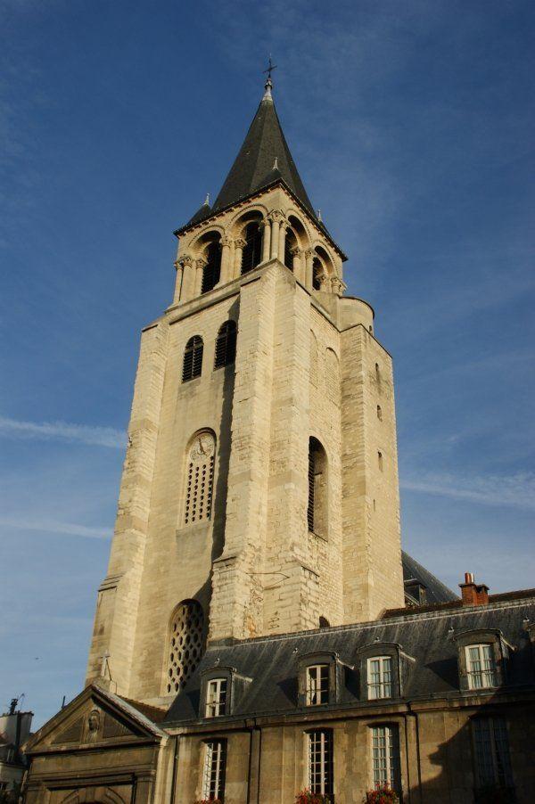 Iglesia de Saint Germain des Prés