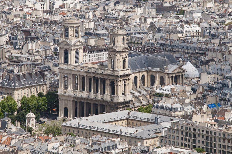 Iglesia de Saint Sulpice