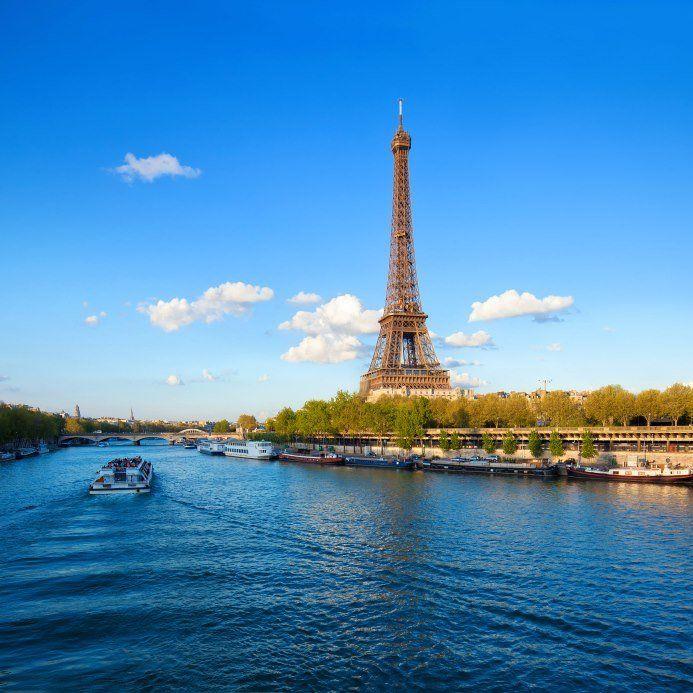Tour por París, crucero por el Sena y visita a la Torre Eiffel