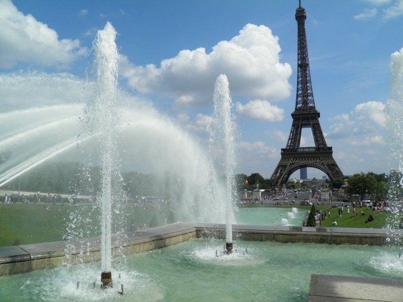 Tour por París y visita a la Torre Eiffel