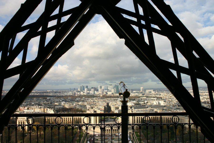 Tour por París, crucero por el Sena y almuerzo en la Torre Eiffel