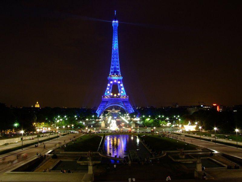París de noche: Tour por la ciudad iluminada, crucero por el Sena y visita a la Torre Eiffel
