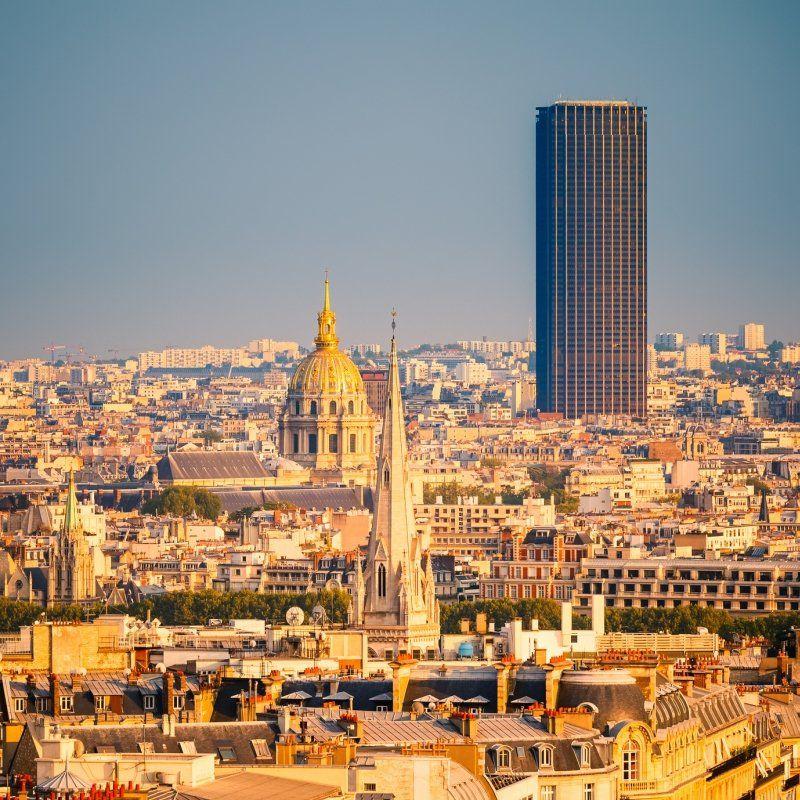 Torre de Montparnasse