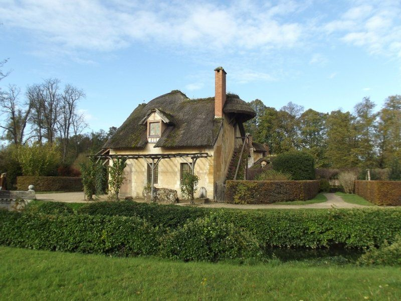 La Aldea, Dominios de María Antonieta, Versalles