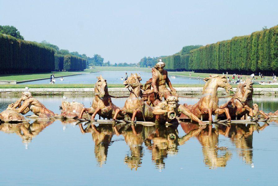 Fuente de Apolo, Palacio de Versalles