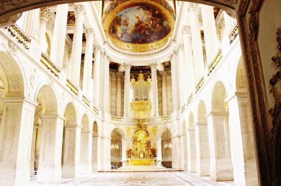 Capilla Real, Palacio de Versalles
