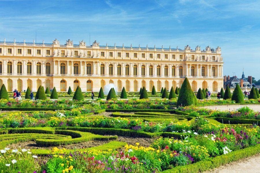 viajar a paris conocer versalles