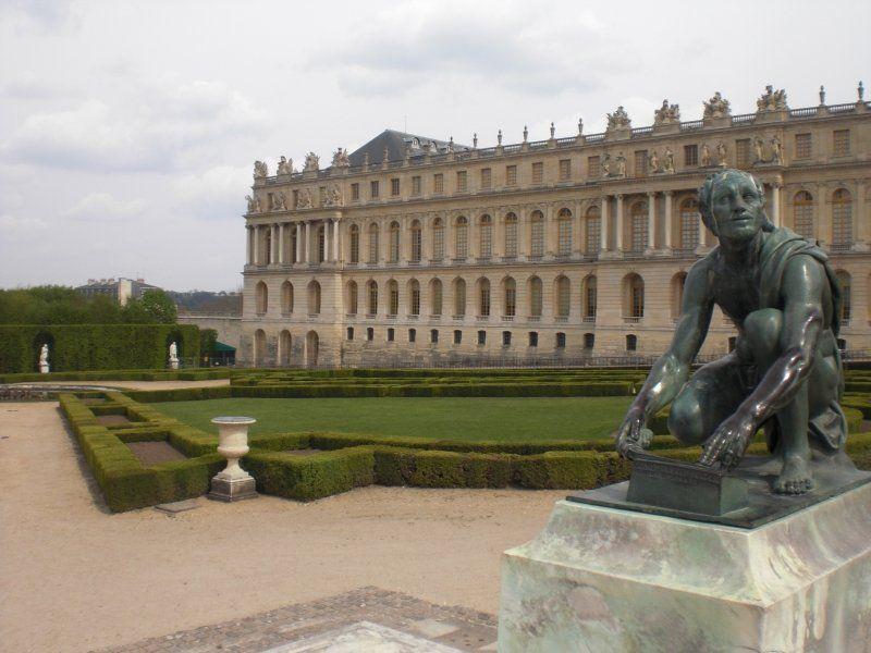 Visita a Versalles, tour por París y crucero por el Sena