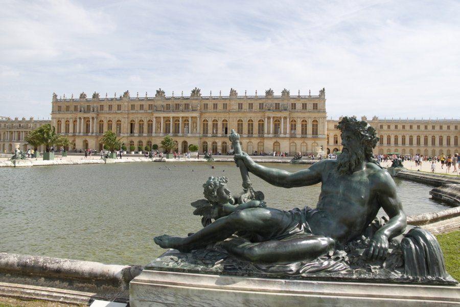 Fuente de Neptuno, Palacio de Versalles