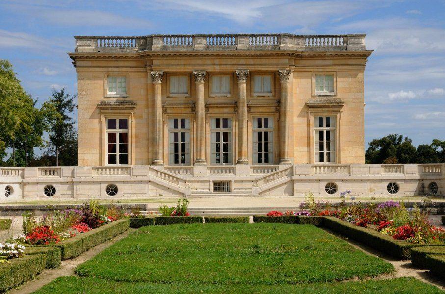 Pequeño Trianón, Dominios de María Antonieta, Versalles