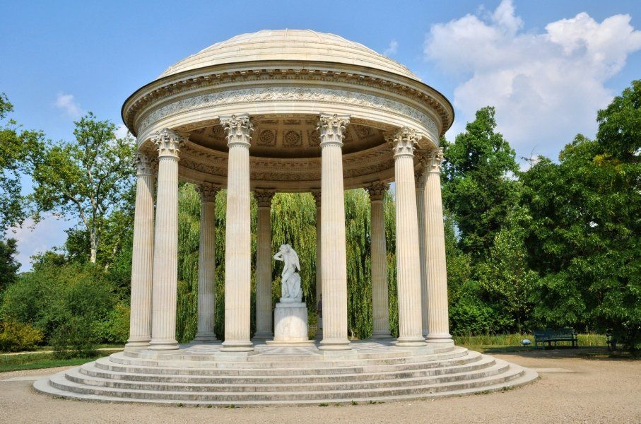 Templo del Amor, Palacio de Versalles
