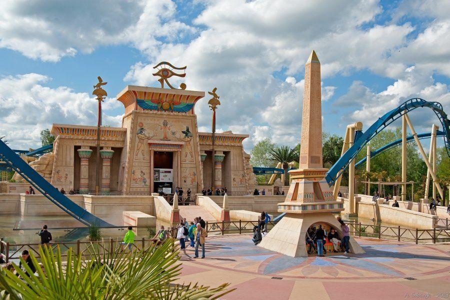 Parque Astérix, Egipto © Sobczyk