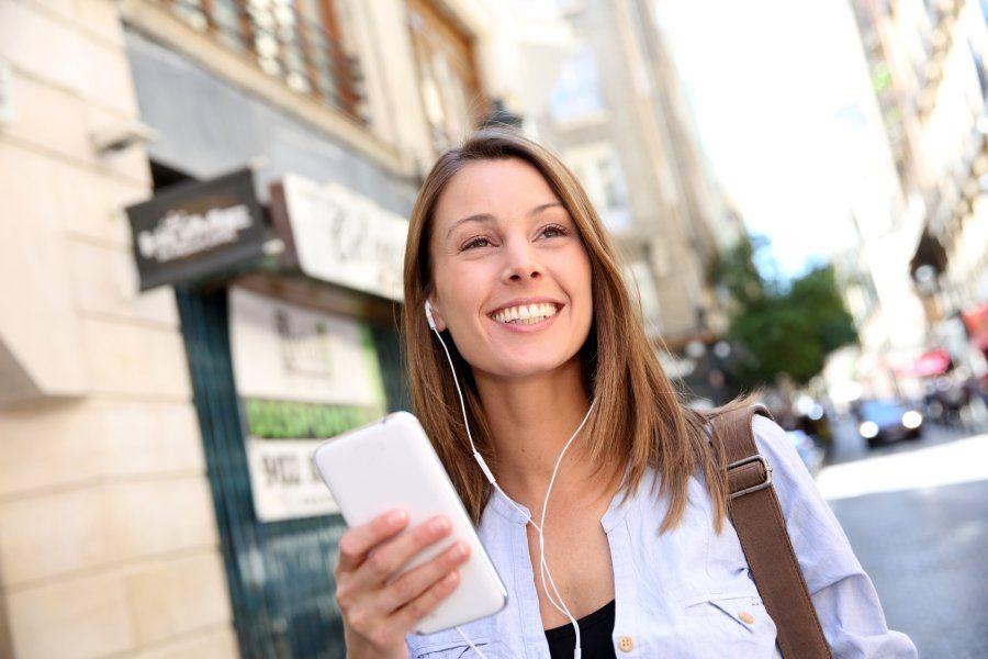 Audioguía de París en MP3