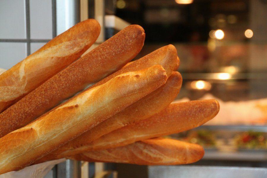 Taller de baguette y croissant