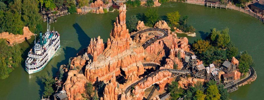 Big Thunder Mountain © Disney