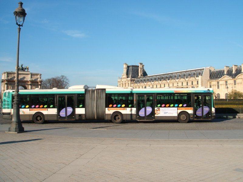 Autobús de París