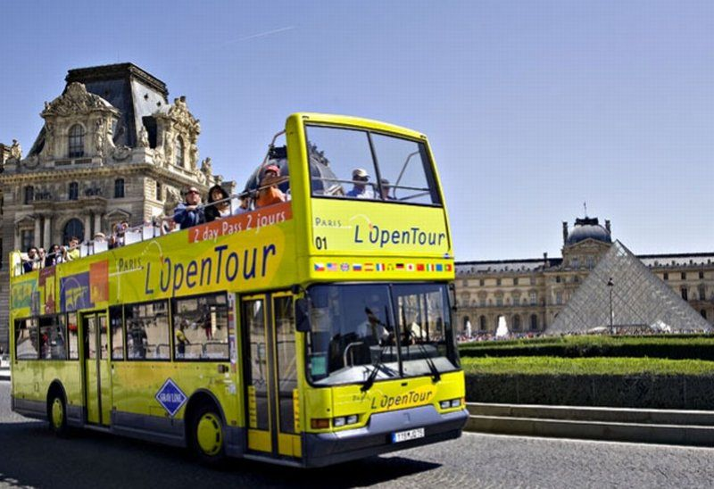 Bus Turístico de París