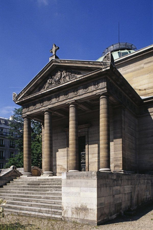 Chapelle Expiatoire © Jean-Luc Paillé – CMN