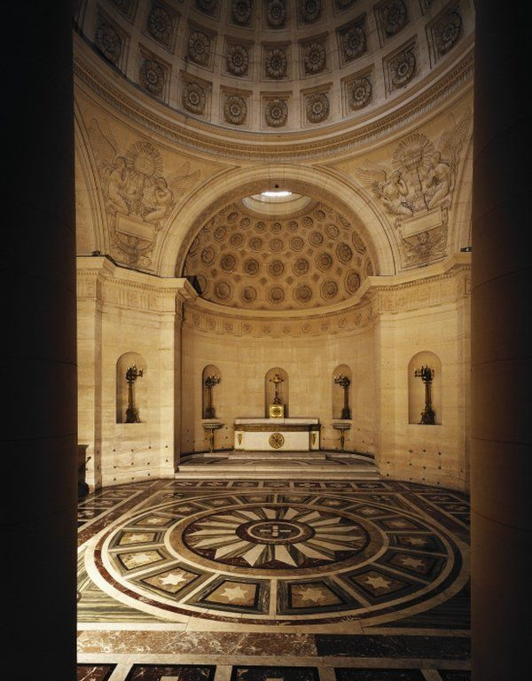 Chapelle expiatoire © Caroline Rose – CMN