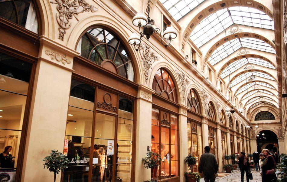 Galerías de París
