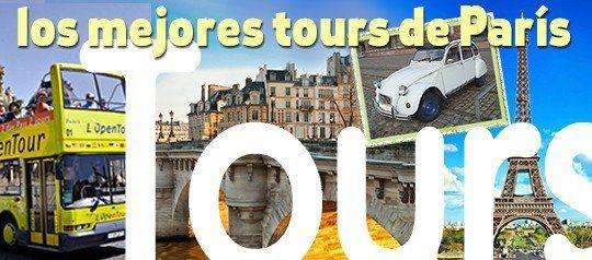 Todos los tours y visitas guiadas de París