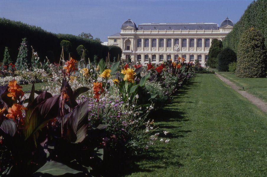 Jardin Des Plantes © MNHN Olivier Borderie