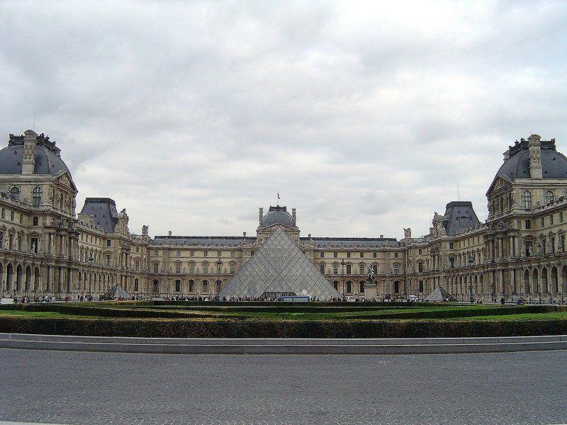 Visita guiada y entrada sin colas al Museo del Louvre