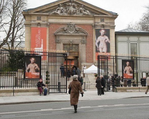 Museo de Luxemburgo © Nicolas Krief