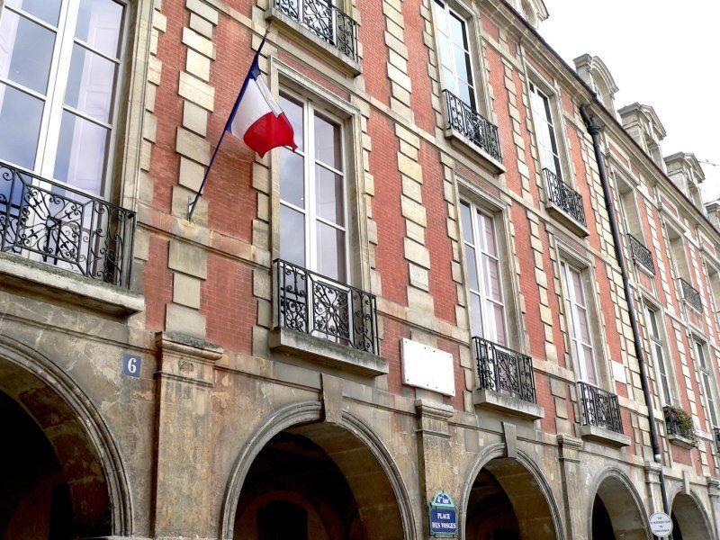 Casa-Museo de Víctor Hugo en la Place des Vosges