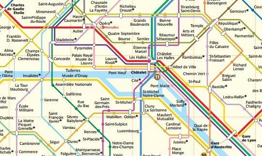 metro de par s mapa del metro de par s viajar a paris. Black Bedroom Furniture Sets. Home Design Ideas