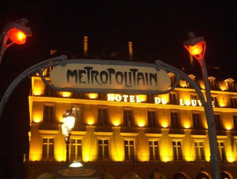 Metro de París