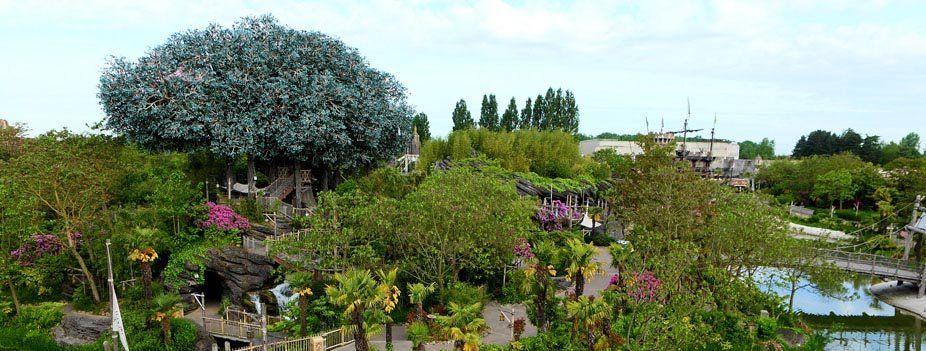 La Cabaña de los Robinson  © Disney