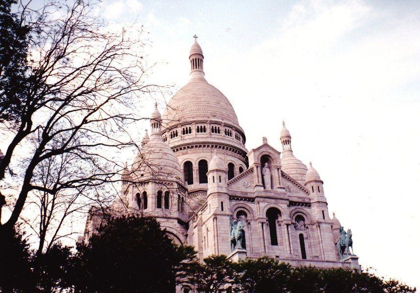 Basílica del Sacre Coeur