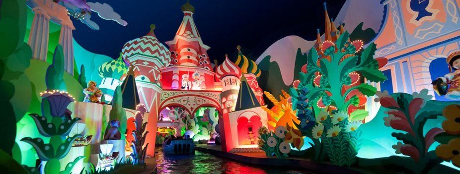 It's a Small World © Disney
