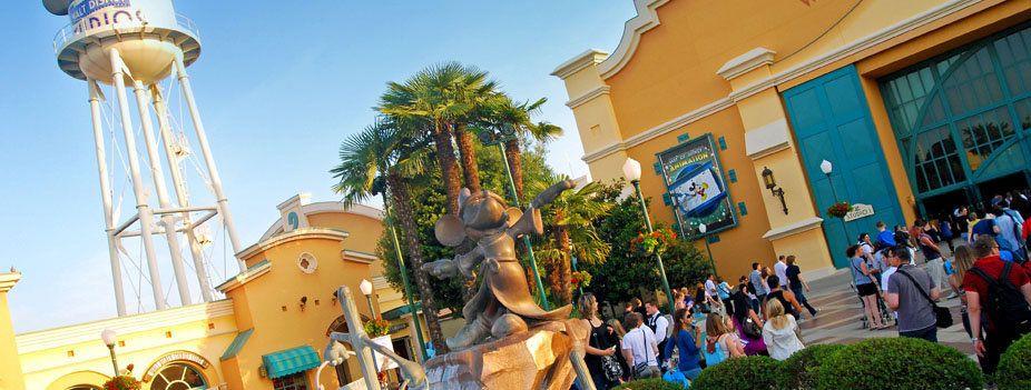 Disney Studio 1  © Disney